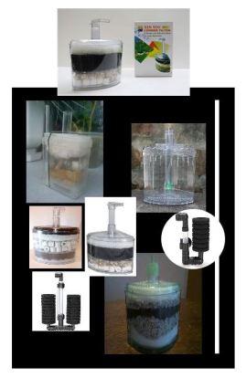 Filtracija za gupike gupije gupi filteri