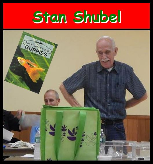 Stan Shubel The Proper Care of GUPPIES
