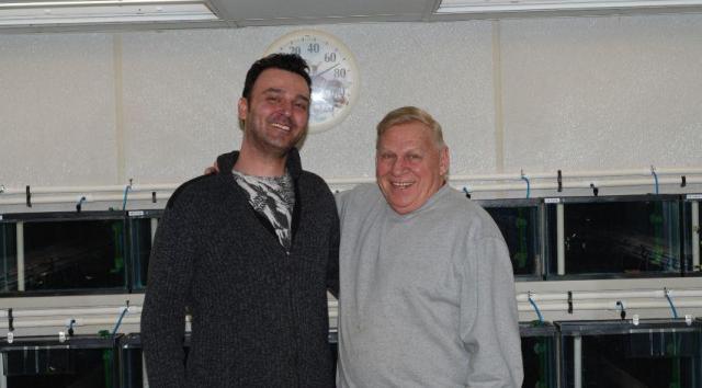 Igor Dusanic & Tony Rill