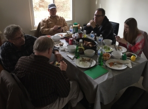 Bill Soewers, Allen Longest, Tom Joffred, Steve and Greenleigh Mutzel