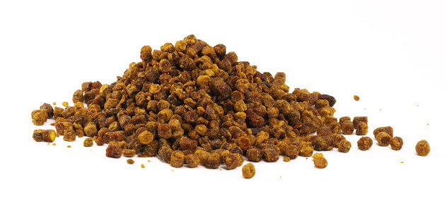 Ne obradjen propolis kao hrana za gupije gupike mladj
