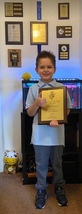 IFGA Junior Class Champion 2019
